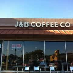 Photo taken at J & B Coffee by Lin H. on 8/5/2011