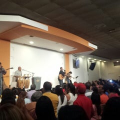 Photo taken at Iglesia Casa del Rey by Sandry Q. on 7/14/2013