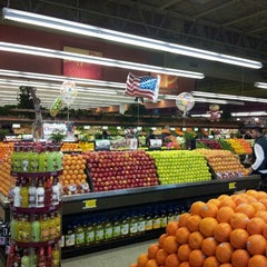 Photo taken at Pete's Fresh Market by Angela M. on 4/19/2013
