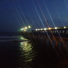 Photo taken at El puerto de la libertad by Ivan V. on 8/5/2013