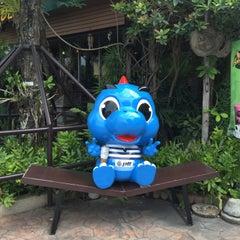 Photo taken at Café Amazon (คาเฟ่ อเมซอน) by Sorped on 3/1/2015
