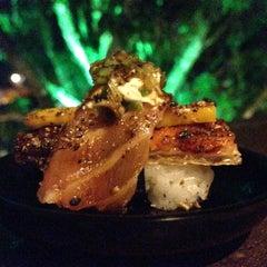 Photo taken at Sushi Ya San by Luciana C. on 11/15/2013