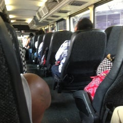 Photo taken at Greyhound Bus Lines by Damon D. on 7/9/2013