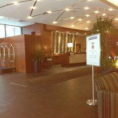 Photo taken at Hampton Inn Convention Center by Damon D. on 6/25/2013