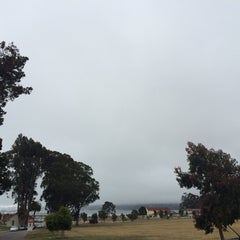 Photo taken at Cavallo Point by Noelia F. on 7/16/2014