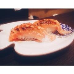 Photo taken at Senki Japanese Restaurant by bellestar on 12/10/2014