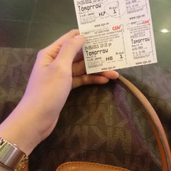 Photo taken at CGV Cinemas CT Plaza by Roselynn V. on 5/24/2015