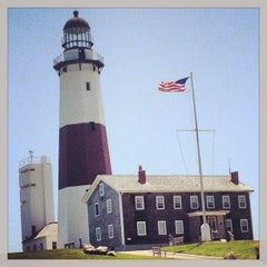 Photo taken at Montauk Point Lighthouse by Peter E. on 6/2/2013