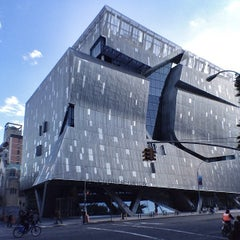 Photo taken at The Cooper Union by ArchDaily on 10/28/2013