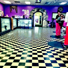Photo taken at Bombay Beauty Salon by Brandi C. on 3/23/2013