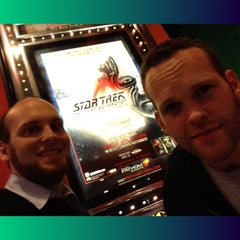 Photo taken at Tinseltown Cinemark by Matt B. on 3/21/2014