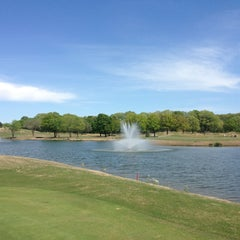 Photo taken at Mirimichi Golf Course by Michael L. on 4/21/2013