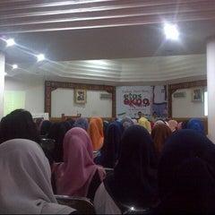 Photo taken at Universitas Andalas by Antari R. on 3/30/2014