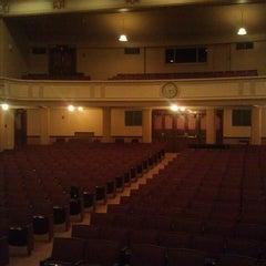Photo taken at Bowker Auditorium by Spenser C. on 4/19/2013