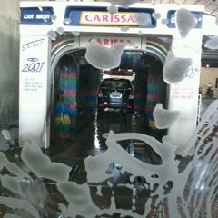 Photo taken at Carissa Car Wash by Zendy W. on 10/26/2012