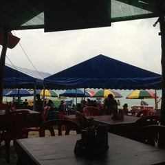 Photo taken at Perhentian Island [sakk!] by Azhan A. on 5/24/2013