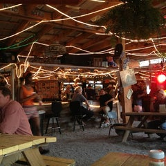 Photo taken at The Shed Barbeque and Blues Joint by Brandon B. on 7/24/2013