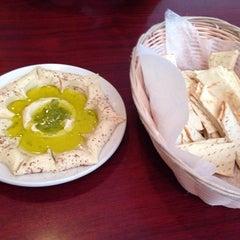 Photo taken at Aladdin Mediterranean Grill by Shaza T. on 8/24/2014