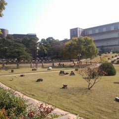 Photo taken at 경북대학교 (Kyungpook National University) by 행철 곽. on 10/25/2012