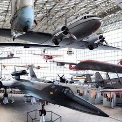 Photo taken at The Museum of Flight by Natee P. on 3/1/2013
