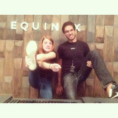 Photo taken at Equinox West 92nd Street by Kelsey S. on 8/20/2015