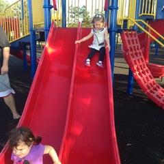 Photo taken at Veterans Park by Megan S. on 5/16/2014