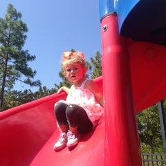 Photo taken at Veterans Park by Megan S. on 8/14/2014