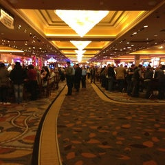 Photo taken at Bally's Hotel & Casino by mets on 1/1/2013