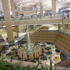 Photo taken at King Khalid International Airport (RUH) مطار الملك خالد الدولي by Abdullah A. on 4/23/2013