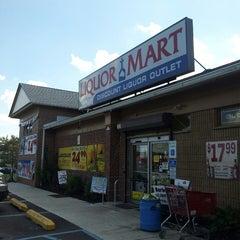 Photo taken at Liquor Mart by J L. on 9/13/2013