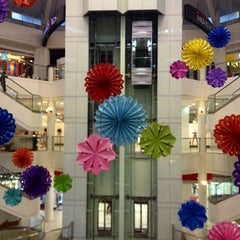 Photo taken at Robinsons Galleria by Jeffrey E. on 6/23/2013