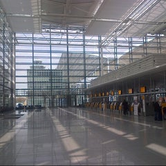 Photo taken at Terminal 2 by Markus E. on 4/16/2013