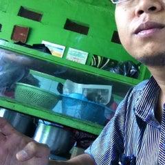 """Photo taken at Warung """"Pojok"""" Nasi Punel by Rizal D. on 9/17/2014"""
