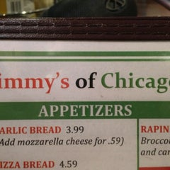 Photo taken at Jimmy's of Chicago by Kevin K. on 3/21/2013