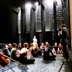 Photo taken at The Cowles Center for Dance & The Performing Arts by Jacob E. on 3/19/2015