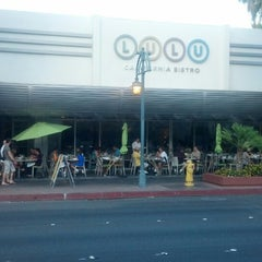 Photo taken at Lulu California Bistro by Marita N. on 5/23/2013