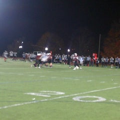 Photo taken at Holyoke High School by Marty C. on 10/27/2012