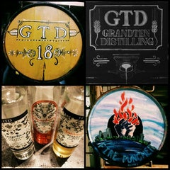 Photo taken at GrandTen Distilling by to cure: on 4/7/2014