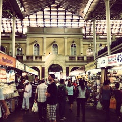 Photo taken at Mercado Público by Roberta d. on 4/27/2013