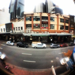 Photo taken at Sussex Street by Big M T. on 6/23/2014