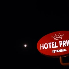 Photo taken at Hotel Prince Istanbul by Birol T. on 4/24/2013
