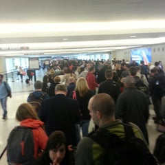 Photo taken at TSA Security Checkpoint by Ed B. on 5/3/2013
