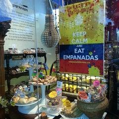 Photo taken at House Of Empanadas by Iliana R. on 5/7/2013