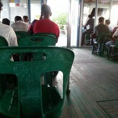 Photo taken at Thilafushi ferry terminal- Thilafushi by Ayiiya M. on 4/24/2013