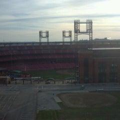 Photo taken at Hilton St. Louis at the Ballpark by Patrick D. on 12/5/2012
