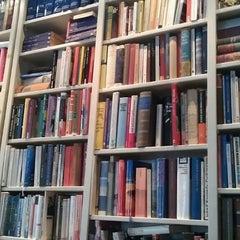 Photo taken at Goldmund Literaturcafe by Tim B. on 8/31/2013