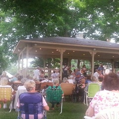 Photo taken at Warren W. Clute Memorial Park by Morgan H. on 7/22/2014