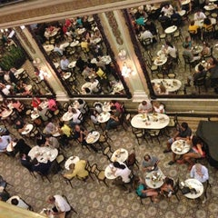 Photo taken at Confeitaria Colombo by Guilherme D. on 2/5/2013