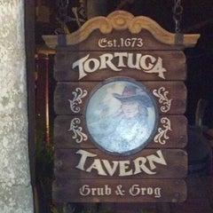 Photo taken at Tortuga Tavern by Kryg P. on 1/1/2013