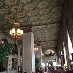 Photo taken at The Brown Hotel by Craig W. on 6/6/2013